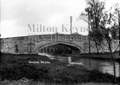 Samson's Bridge, Cosgrove