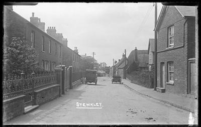 Stewkley, Buckinghamshire; Kitchener, Maurice; 1925 to 1936; KIT/25/1449
