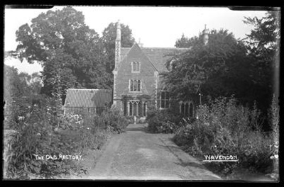 The Old Rectory, Wavendon; Kitchener, Maurice; 1925 to 1936; KIT/29/1647