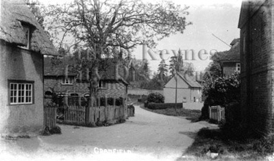 Monochrome photograph; Maurice Kitchener; 1925 to 1936; 7-160
