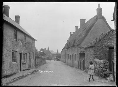 Silver Street, Stevington; Kitchener, Maurice; 1925 to 1936; KIT/25/1438
