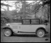 Hillman 4-Door All-Weather with winding hood; Kitchener, Maurice; 1929 to 1930; KIT/34/808