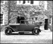 Unknown car outside George Salmon's house; Kitchener, Maurice; 1927 - 1928; KIT/34/621