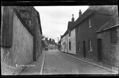 Stevington,  Bedfordshire; Kitchener, Maurice; 1925 to 1936; KIT/25/1435