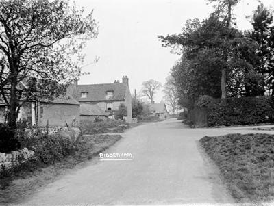 Biddenham, Bedfordshire; Kitchener, Maurice; 1925 to 1936; KIT/2/127