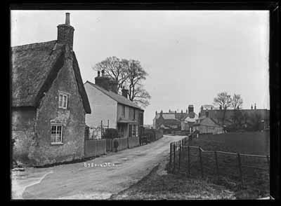Court Lane, Stevington; Kitchener, Maurice; 1925 to 1936; KIT/25/1431