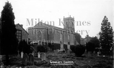 Gawcott Church, facing SW
