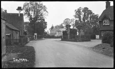 Wavendon Road, Salford, Bedfordshire