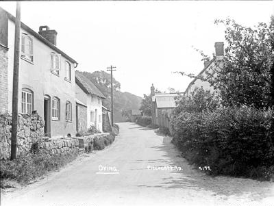 Pitchcott Road, Oving.; Kitchener, Maurice; 1925 to 1936; KIT/21/1235