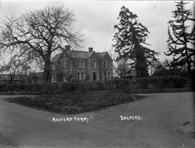 Rectory Farm, Salford; Kitchener, Maurice; 1925 to 1936; KIT/24/1345