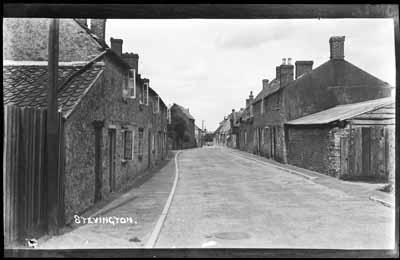 Silver Street, Stevington; Kitchener, Maurice; 1925 to 1936; KIT/25/1434
