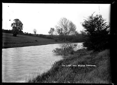 The Ouse near Weston Underwood ; Kitchener, Maurice; 1925 to 1936; KIT/30/1705