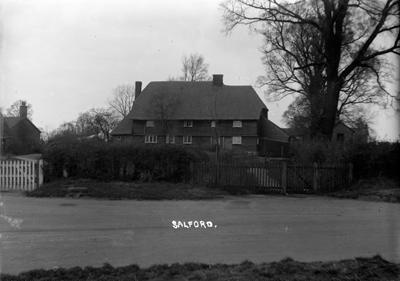 Salford, Bedfordshire; Kitchener, Maurice; 1925 to 1936; KIT/24/1356