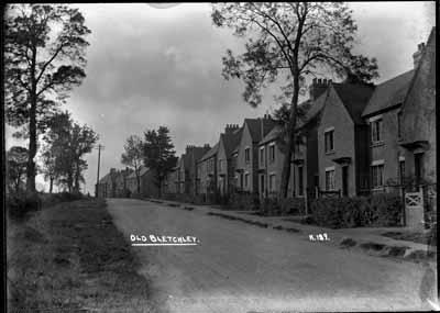 Buckingham Road, Bletchley; Kitchener, Maurice; 1925 to 1936; KIT/3/106