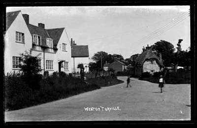 Weston Turville, Buckinghamshire; Kitchener, Maurice; 1925 to 1936; KIT/30/1689
