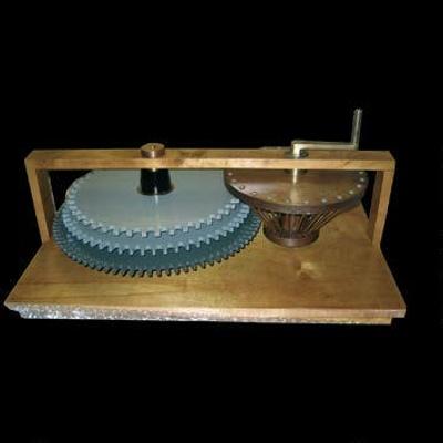 Variable Speed Drive; Leonardo Da Vinci, Roberto Guatelli; UTS1474