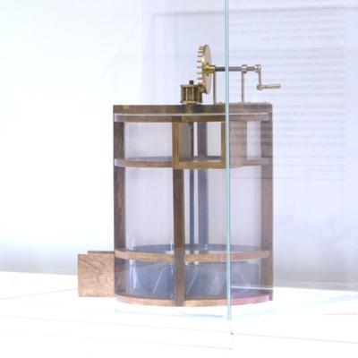 Hydraulic Screw; Leonardo Da Vinci, Roberto Guatelli; UTS1465