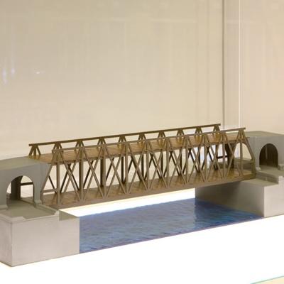 Two-level bridge; Leonardo Da Vinci, Roberto Guatelli; UTS1466