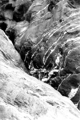 Ilfracombe Cliff Face, North Devon; Neil Carter; 2003; 10000