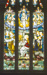 Stained Glass Window at Chulmleigh; Nigel Rushbrook; 1999-2001; 16285