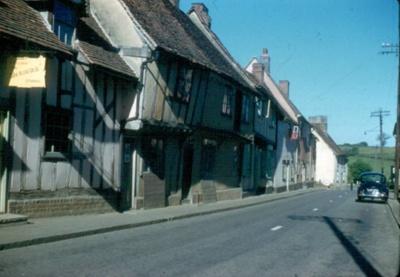Weavers Cottage, Lavenham; Thomas E. Spencer; 2120