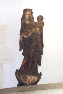 Madonna Figure; Nigel Rushbrook; 1999-2001; 16166