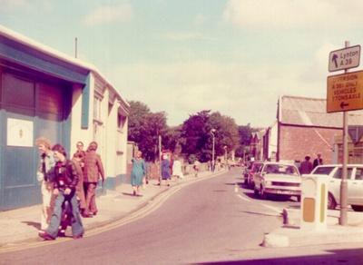 Pilton Causeway, Barnstaple; R.B. Smith; 1970; 674