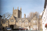 Almshouses, Pilton; Nigel Rushbrook; 1999-2001; 16289