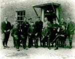 Group of Gentlemen; 6-6984