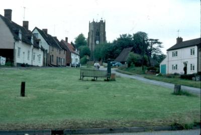 Monks Eleigh, Suffolk; Thomas E. Spencer; 2114