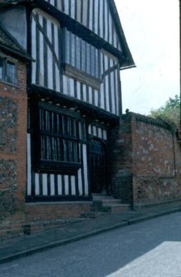 Lavenham, Suffolk; Thomas E. Spencer; 2119