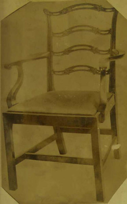 Armchair; Shapland and Petter HLF; 5650