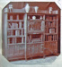 Bookcase; Shapland and Petter HLF; 2494