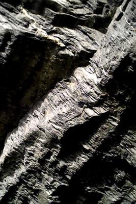 Ilfracombe Cliff Face, North Devon; Gemma Dart; 2003; 10000