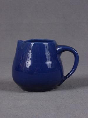 Small blue jug; 1991