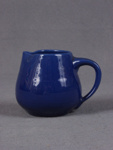 Small blue jug; 1991
