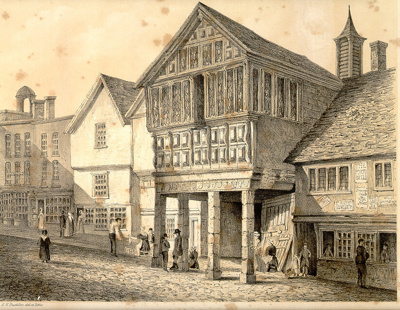 Old Guildhall, Barnstaple; 34