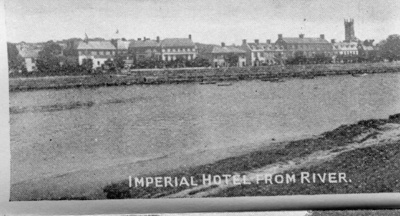 Imperial Hotel, Barnstaple; The Photocrom Co Ltd; 338