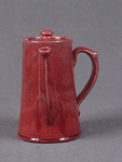 Coffee pot, part of coffee set (model 45) by Baron; 1991