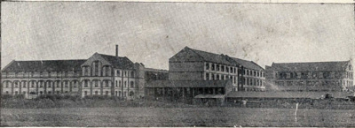View of Factory at Barnstaple; Shapland and Petter HLF; 969