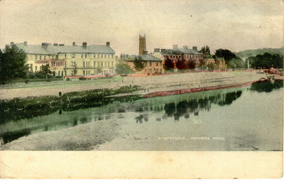 The Imperial Hotel, Barnstaple; 1919; 681