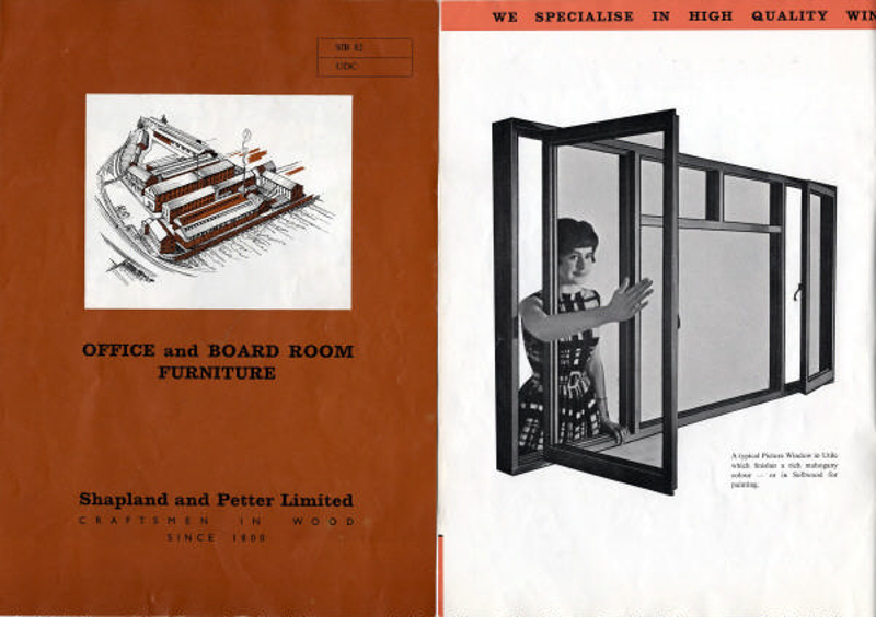 brochure 39 makers of office furniture 39 including picture of