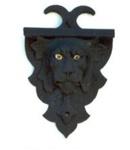 Lion Face at Torrington; Nigel Rushbrook; 1999-2001; 16171