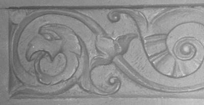 Carvings at Torrington; Nigel Rushbrook; 1999-2001; 16169