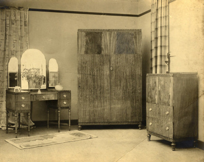Bedroom Suite 2166; Shapland and Petter HLF; 179