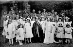 Pilton School Play, Barnstaple; 1928; 150