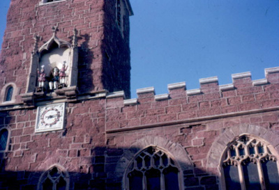 Clock Jack; Thomas E. Spencer; 2135
