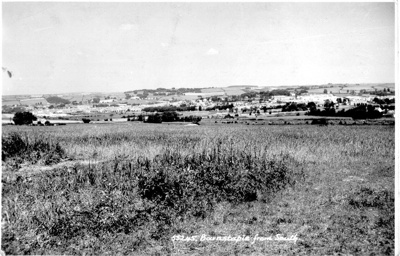 View of Barnstaple; Sweetman E.A. and Son; 1950; 72
