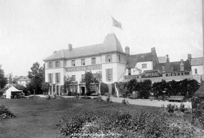 The Imperial Hotel, Barnstaple; 230