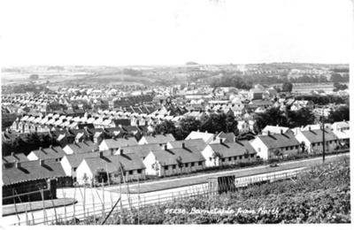 View of Barnstaple; 1950; 64